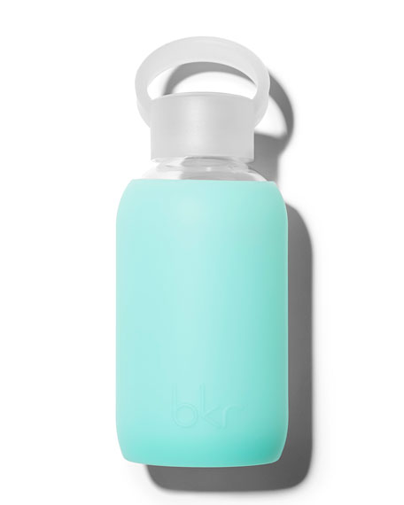 Glass Water Bottle, Holiday, 250 mL