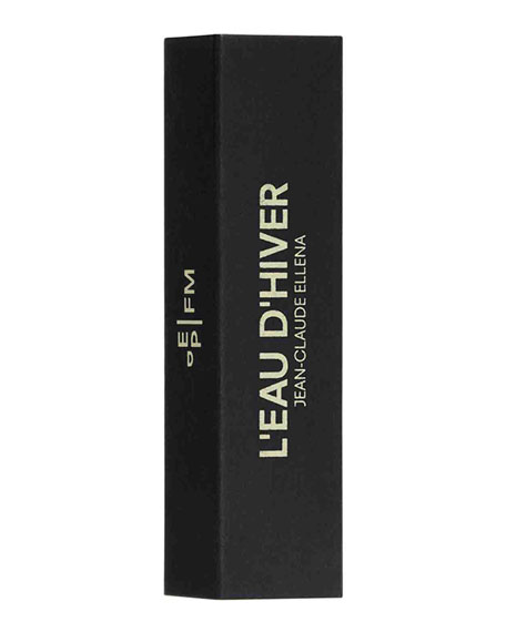 l'eau d'hiver Travel Perfume Refill, 0.3 oz./ 10 mL