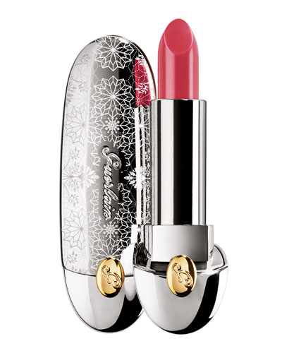Limited Edition Rouge G de Guerlain Lipstick - Winter Fairy Tale Collection