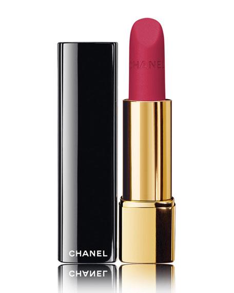 <b>ROUGE ALLURE VELVET - COLLECTION VAMP ATTITUDE</b><br>Intense Long-Wear Lip Colour - Limited Edition