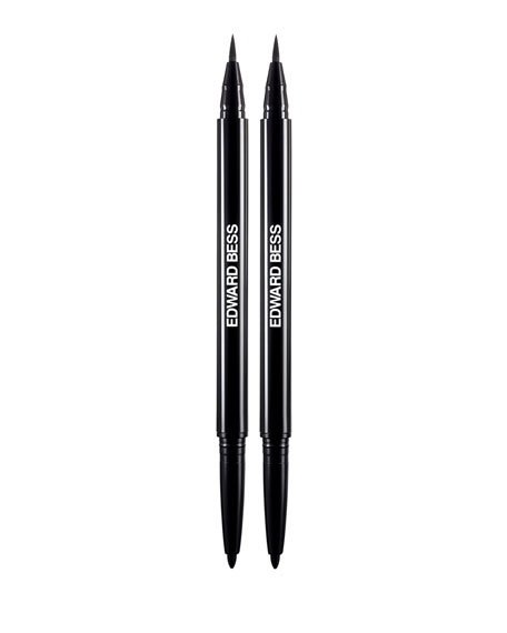 Edward Bess Black Dual Ended Eyeliner