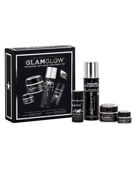 Glamglow Limited Edition YOUTH LUXE Set ($170 Value)