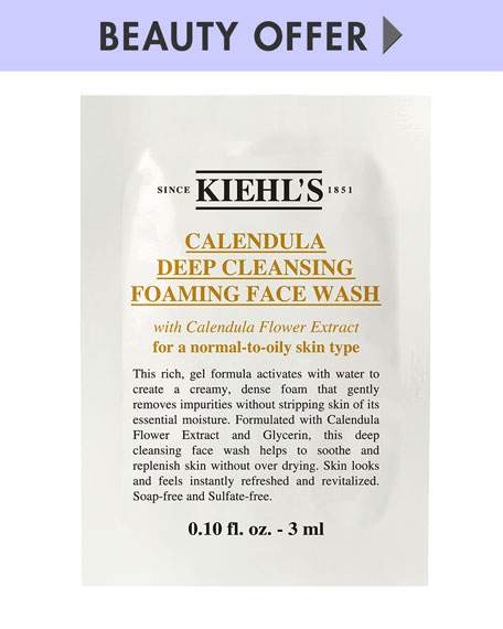 Yours with any $95 Kiehl's Since 1851 purchase—Online only*