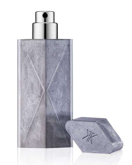 Globe Trotter Zinc Edition Travel Spray Case, 0.37 oz./ 11 mL