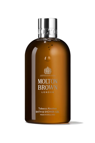 Molton Brown 10 oz. Tobacco Absolute Bath and Shower Gel