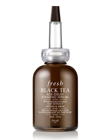 Fresh Black Tea Age-Delay Firming Serum, 1.0 oz.