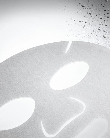 White Marble Translucence Sheet Mask, 6 count