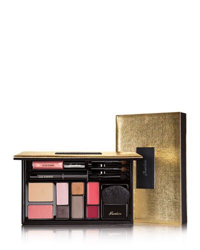 Guerlain Limited Edition Extra Gold Makeup Palette