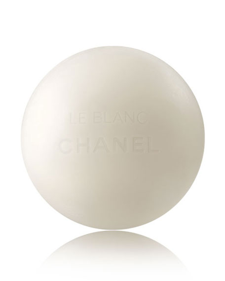 CHANEL <B>LE BLANC </b><BR>Brightening Pearl Soap Makeup Remover-Cleanser 3.5 oz.