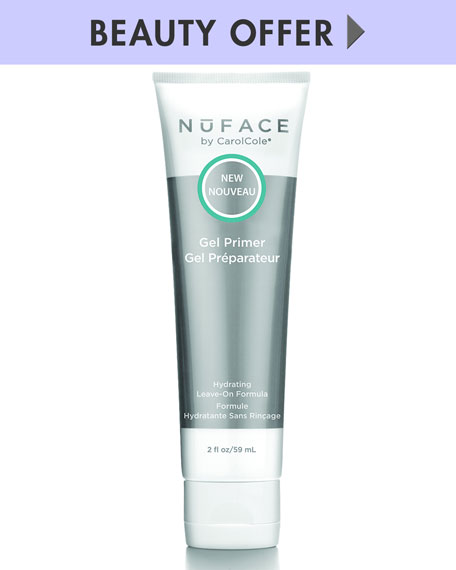 Yours with any $199 NuFACE purchase—Online only*