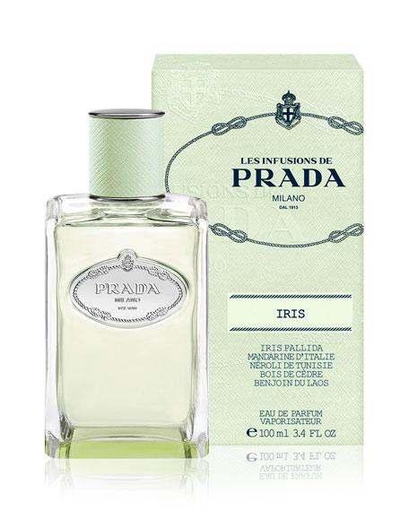 Prada Infusion d'Iris Eau de Parfum, 3.4 oz.