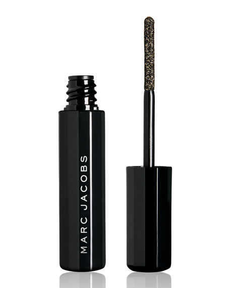 Marc Jacobs Beauty Lamé Noir Ultra-Glittering Mascara Top