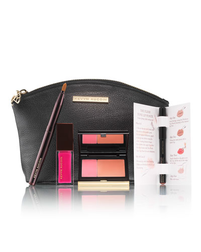 Limited Edition The Heart & Soul Makeup Collection ($108 Value)