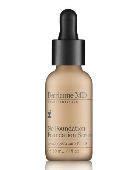 "Perricone Md NO FOUNDATION"" FOUNDATION SERUM SPF 30, 1.0 OZ."""