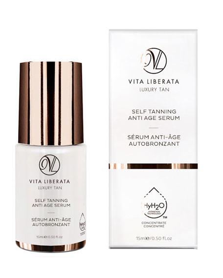 Self Tanning Anti-Age Serum, 15 mL