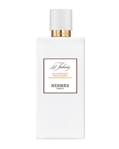 Hermès 24 Faubourg Moisturizing Body Lotion, 6.5 oz.
