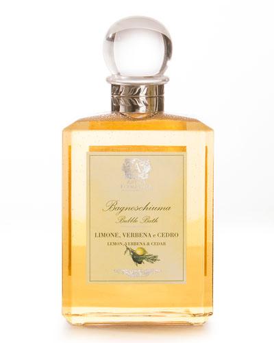 Lemon  Verbena & Cedar Bubble Bath  15.8 oz./ 467 mL
