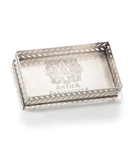 Antica Farmacista Decorative Tray for Bubble Bath or