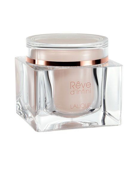 Lalique Rêve d'Infini Body Lotion Jar, 200 mL