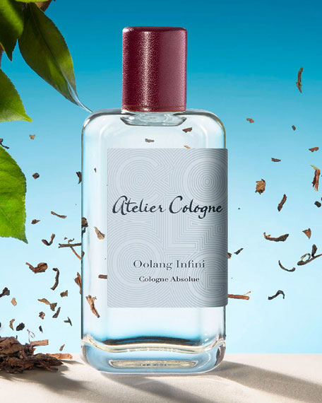 Oolang Infini Cologne Absolue, 200 mL with Personalized Travel Spray, 30 mL