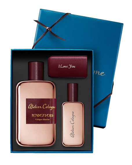 Rendez-Vous Cologne Absolue, 200 mL with Personalized Travel Spray, 1.0 oz./ 30 mL