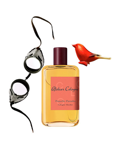 Pomelo Paradis Cologne Absolue  200 mL with Personalized Travel Spray  30 mL