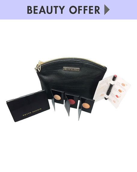 Receive a free 7-piece bonus gift with your $125 Kevyn Aucoin purchase