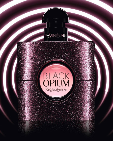 Black Opium Eau De Toilette, 3.0 oz./ 90 mL