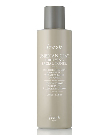 Umbrian Clay Purifying Facial Toner, 6.7 oz.