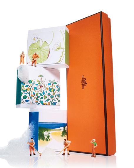 Le Bain Gift (3 Garden Soaps)