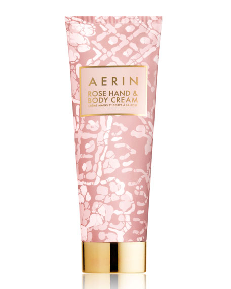 Aerin ROSE HAND AND BODY CREAM, 8.4 OZ./ 248 ML