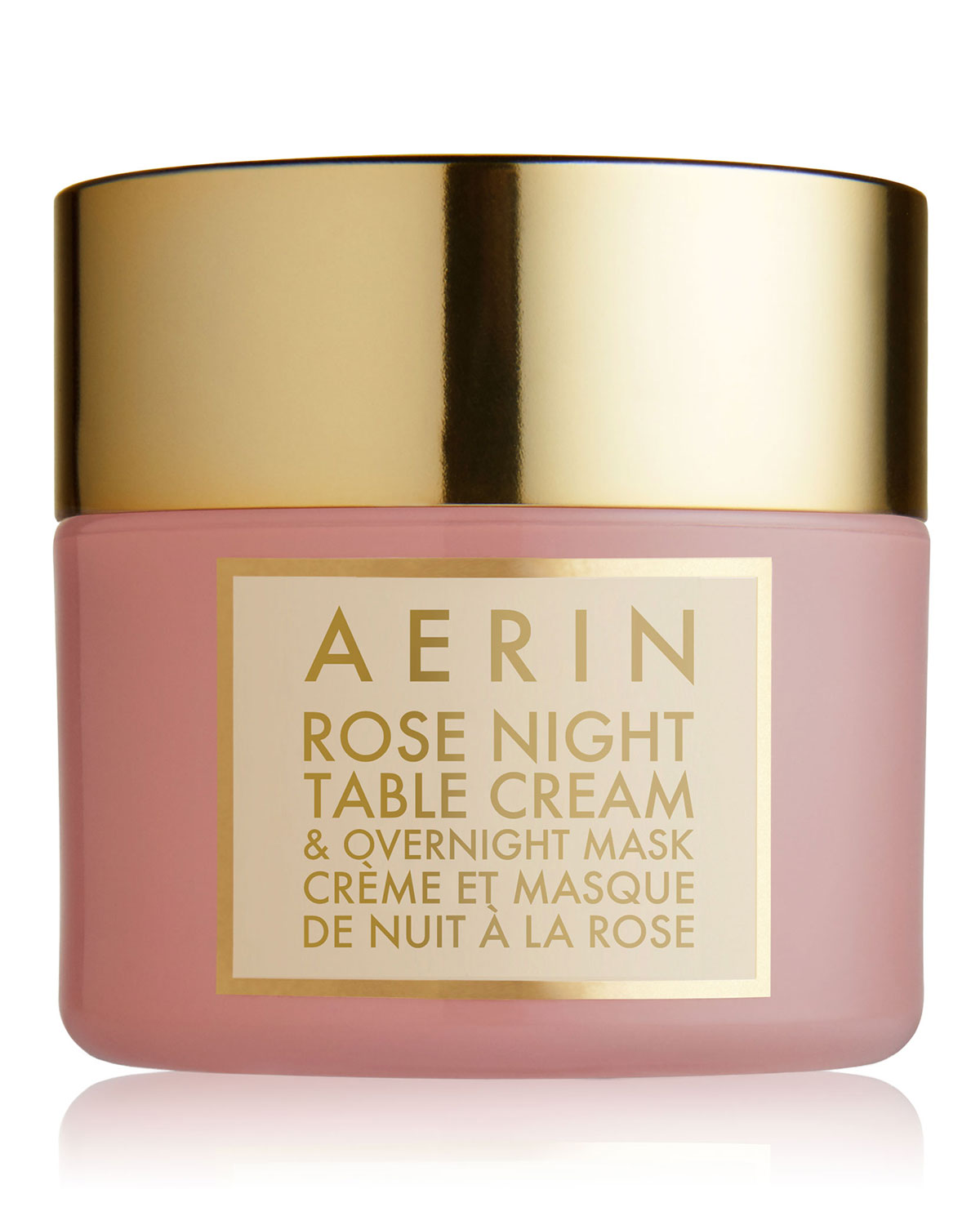 Rose Night Table Cream & Overnight Mask, 1.7 Oz. by Aerin