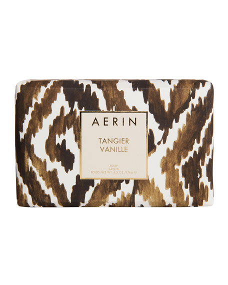 AERIN Limited Edition Tangier Vanille Soap Bar, 6.2