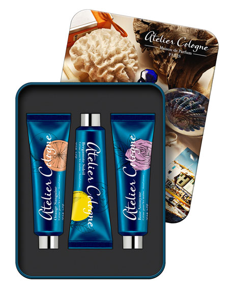 Atelier Cologne Hand Cream Trio