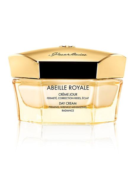Abeille Royale Night Cream - Firming  Wrinkle Minimizing  Replenishing 1.6oz Sensi-Care Sting Free Skin Barrier Foam Applicator