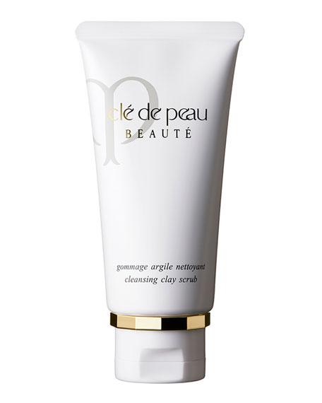 Cle de Peau Beaute Cleansing Clay Scrub, 2.8 oz.