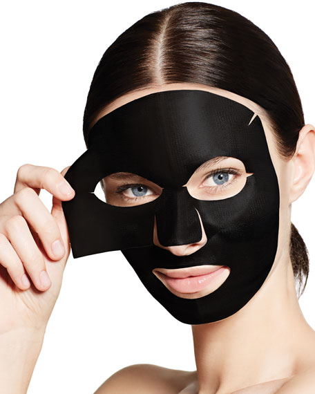 Exfoliate & Detox Detoxifying Hydrogel Mask, 4 count
