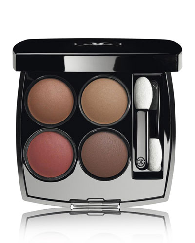<b>LES 4 OMBRES - LE ROUGE COLLECTION N&#176;1</b><br>Multi-Effect Quadra Eyeshadow
