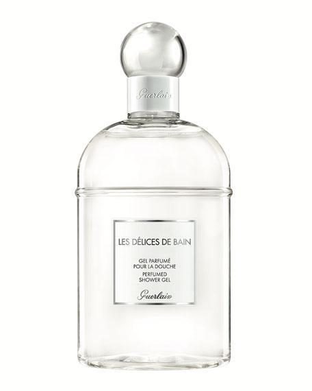Les Delices De Bain Shower Gel, 6.7 oz./ 200 mL