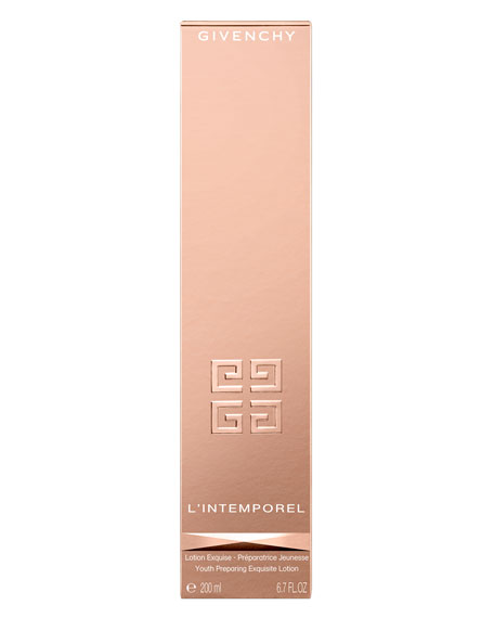 Givenchy L'Intemporel Youth Preparing Exquisite Lotion, 200 mL