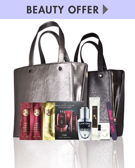 Receive a free 8-piece bonus gift with your $125 purchase