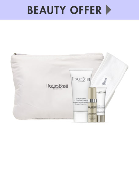 Receive a free 5-piece bonus gift with your $300 Natura Bissé purchase