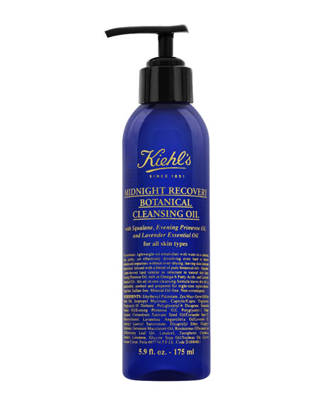 Midnight Recovery Botanical Cleansing Oil, 5.9 oz./ 179 mL