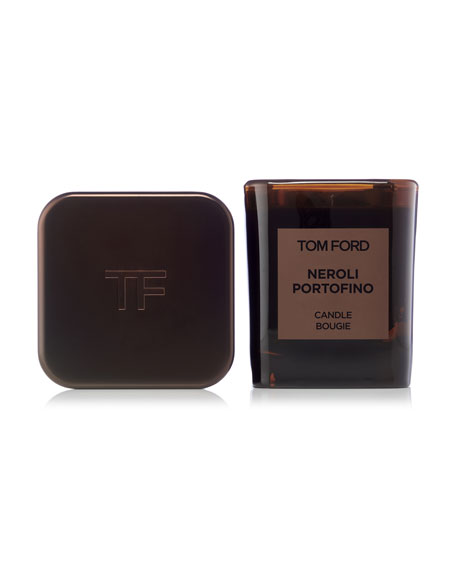 TOM FORD Neroli Portofino Candle & Holder Set