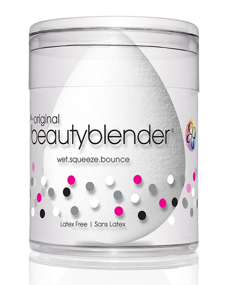 Pure beautyblender single, White