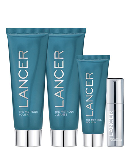 Lancer THE METHOD TRAVEL COLLECTION FOR FACE ($160 VALUE)