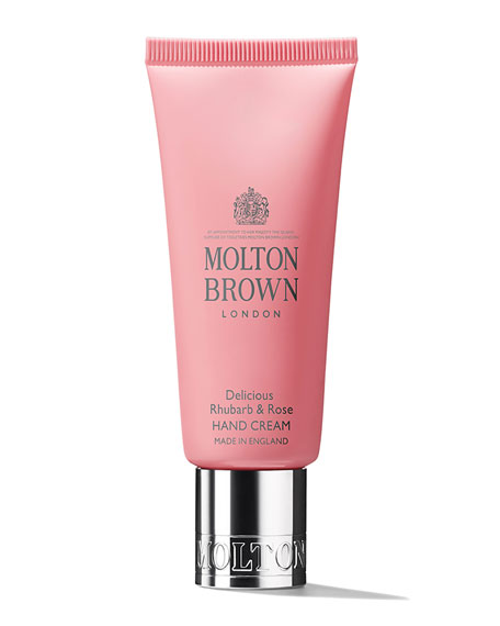 Molton Brown Rhubarb and Rose Hand Cream and
