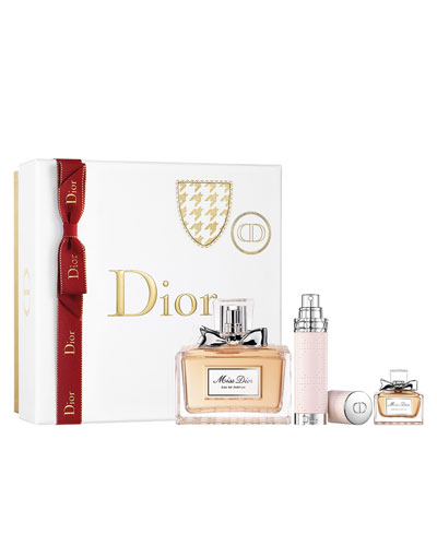 Limited Edition Miss Dior EDP, 100 mL - Holiday Set