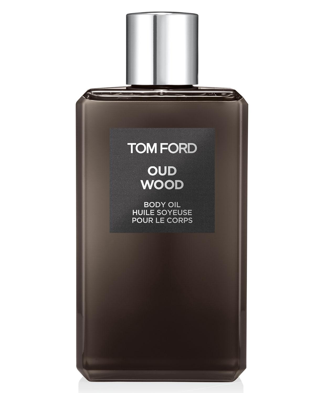 Tom Ford Oud Wood Body Oil 84 Oz 250 Ml Neiman Marcus