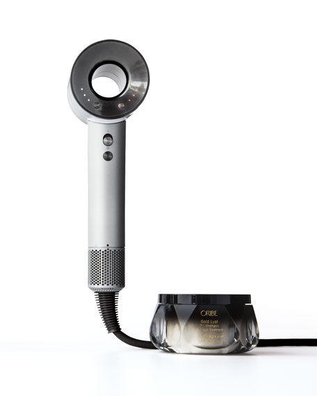 Dyson Dyson Supersonic Hair Dryer In White 2017 Allure